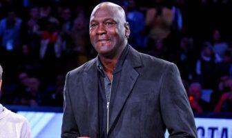 Michael Jordan ému