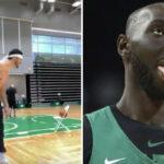 NBA – Tacko Fall trolle encore Enes Kanter, le pivot lui promet vengeance !