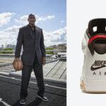 NBA – Les photos de la nouvelle Air Jordan 6 Quai 54 dévoilées !