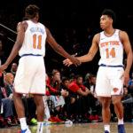 NBA – L'ancien chouchou des Knicks rembarre déjà une franchise