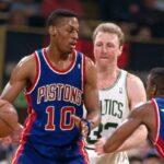 NBA – Comme celle de Jordan, l'humiliation de Bird qu'Isiah ne digère pas