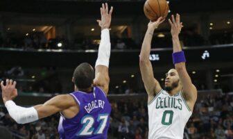 A quoi pourrait ressembler une offre des Celtics pour Rudy Gobert ?