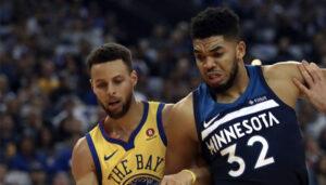 NBA – Comment les Warriors pourraient choper… Karl-Anthony Towns !