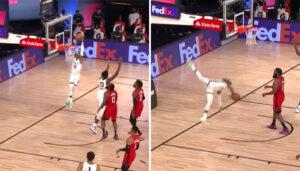 NBA – La grosse frayeur de Ja Morant