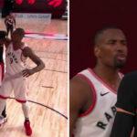 NBA – Un premier accrochage dans cette préparation !
