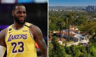 Immense-maison-39 millions-LeBron James-NBA