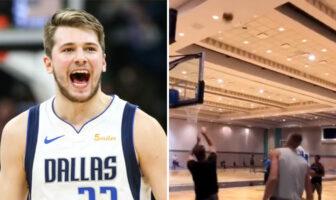 Luka Doncic sort déjà un shoot insolent à Orlando-NBA