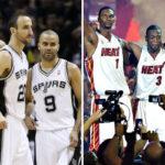 NBA – Le seul Big 3 du 21ème siècle à avoir terminé dans le Top 15 MVP la même saison