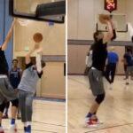 NBA – Luka Doncic postérisé et humilié par Boban à l'entrainement !
