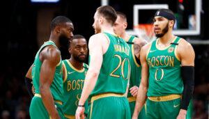 NBA – Scottie Pippen se mouille et désigne le grand leader des Celtics