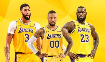 Damian Lillard vers Los Angeles avec LeBron James ? NBA
