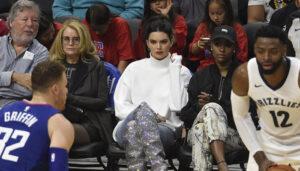 NBA – Un nouveau joueur tombe dans les griffes de Kendall Jenner