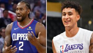 NBA – La réponse parfaite de Kyle Kuzma au sujet des Clippers