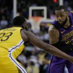 NBA – Draymond affirme avoir aidé LeBron… dans le débat du GOAT !