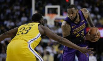 Draymond Green voit les Lakers finir la saison 2019/2020 champions