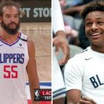 NBA – Bronny James craque complètement et dégomme Joakim Noah !