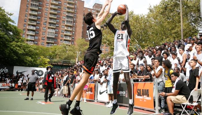 Makur Maker est en passe de révolutionner l'accès à la NBA