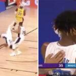 NBA – L'effroyable chute de Wes Iwundu après un dunk raté !