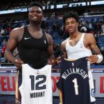NBA – Le superbe message de Ja Morant pour Zion Williamson