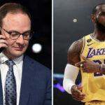 NBA – LeBron James et plusieurs stars prennent la défense de Woj !