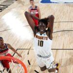 NBA – Bol Bol lâche un dunk de mutant à l'entraînement !
