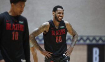 Carmelo Anthony révèle combien il a perdu de kilos-NBA