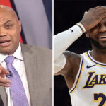 NBA – Barkley nomme les 3 joueurs que LeBron ne pourra jamais atteindre