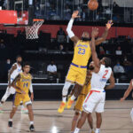 NBA – Une superstar explique pourquoi les matchs étaient « bien plus faciles » dans la bulle