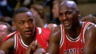 NBA – Le joueur qui a menti à Michael Jordan les yeux dans les yeux
