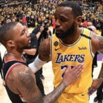 NBA – Le message de LeBron pour Lillard, Klay Thompson et Anthony Davis