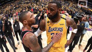 NBA – La statistique de Damian Lillard qui doit faire craindre les Lakers
