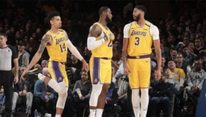 NBA – L'affligeant record signé par les Lakers lors du Game 3