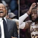 NBA – La blague douteuse de Doc Rivers sur LeBron James