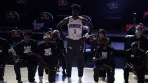 NBA – Le curieux boost de popularité de Jonathan Isaac après son geste