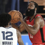 NBA – Pourquoi James Harden a refusé de sortir hier