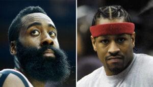NBA – « James Harden est comme Allen Iverson, en mal »