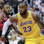 NBA – John Wall met en garde la ligue sur «Playoffs LeBron»