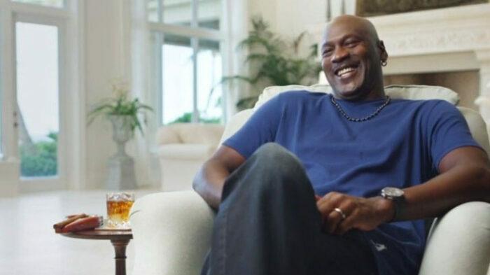 Michael Jordan et sa tequila