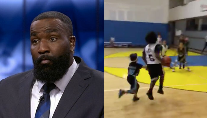 Kendrick Perkins II fils basket vidéo
