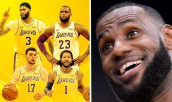 Big Four aux Lakers avec LeBron, Davis, LaVine et Rose ?