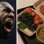 NBA – La nourriture servie aux joueurs ridiculisée !