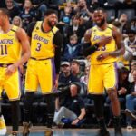 NBA – LeBron et Davis pointés du doigt après la plainte des Lakers aux arbitres