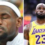 NBA – LeBron explique pourquoi il a été proche des larmes récemment