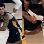NBA – Lonzo Ball et Marcus Morris, les calvaires de la nuit