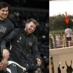 NBA – Boban surpris en pleine tromperie, Tobi filme et balance !