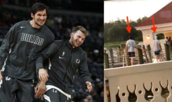 Luka Doncic Boban Marjanovic Tobias Harris Orlando NBA