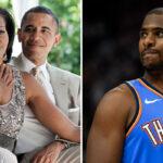 NBA – Pourquoi Michelle Obama a rencontré certains joueurs