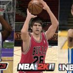 NBA – Quel joueur a la meilleure note à 3-points dans chaque 2K ?