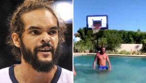 NBA – Le workout de bagnard de Joakim Noah avant la reprise !