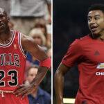 NBA – Jesse Lingard désigne le footballeur qui se rapproche le plus de Michael Jordan